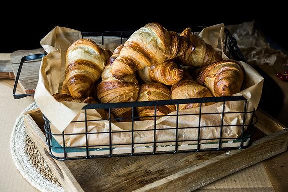 Croissant ideal para el desayuno (Fresqu