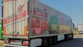 Frutas Candil, seguramente los mejores mayoristas de frutas de Mercamadrid