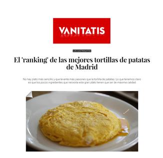 Vanitatis