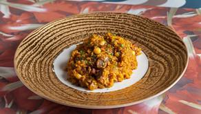 Arroz Abanda, la receta de Quique Dacosta