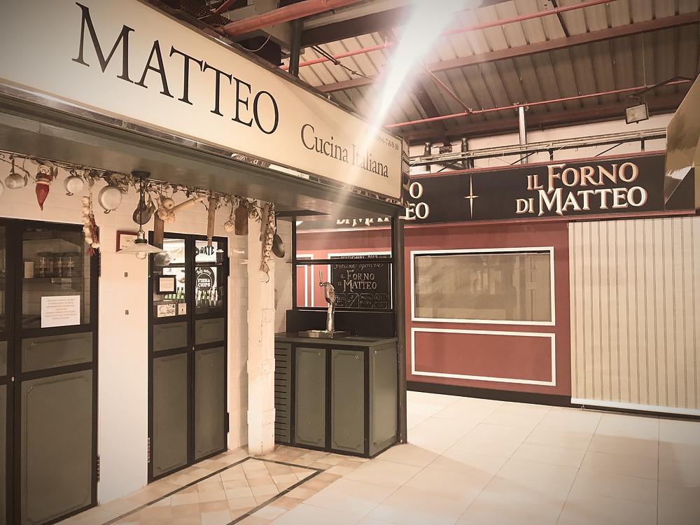 Il Forno di Matteo - Matteo Cucina Italiana