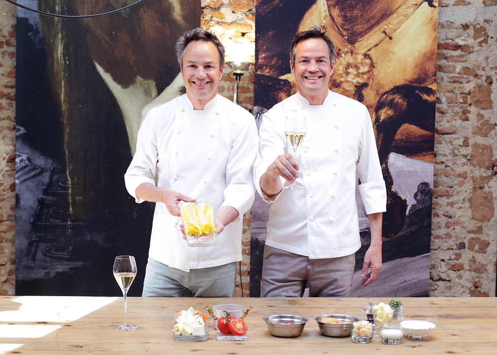 Hermanos Torres en casa (Restaurantes & Bares) - GastroSpain