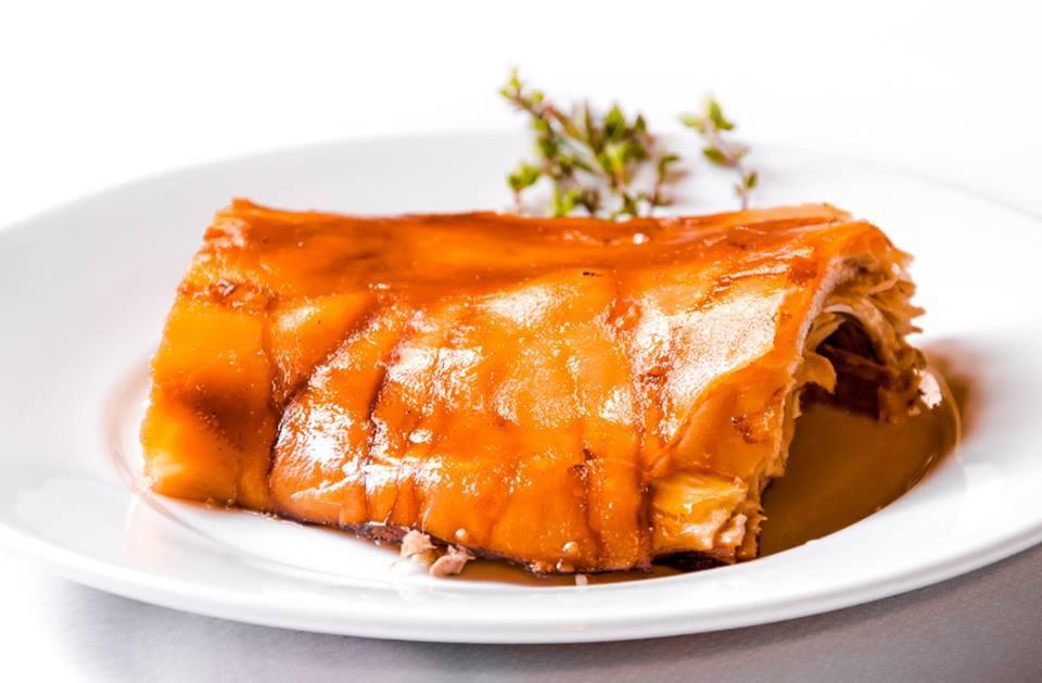 receta cochinillo asado Segovia
