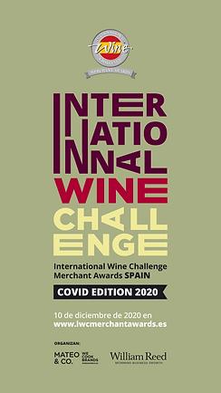 International Wine Challenge Merchant Aw
