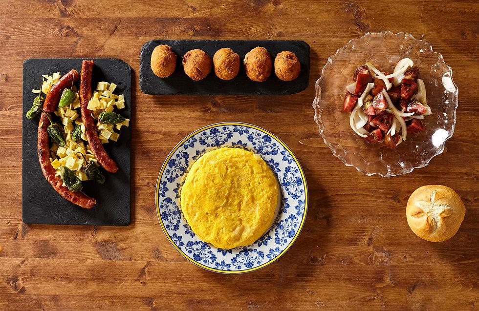Taberna Pedraza delivery y take away (Restaurantes & Bares) - GastroSpain