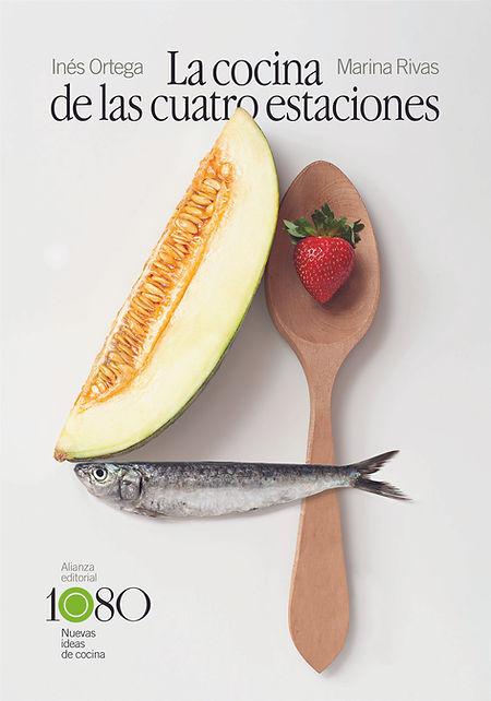 La cocina de las cuatro estaciones libro (Actualidad) - GastroSpain