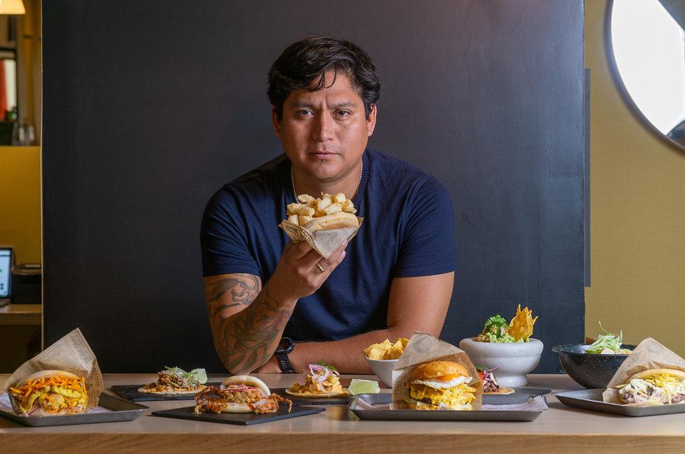 Mario Céspedes cocina peruana (Restauran
