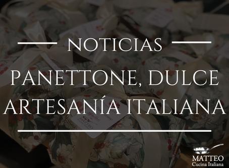 Dulce artesanía italiana en nuestra tienda, Panettone