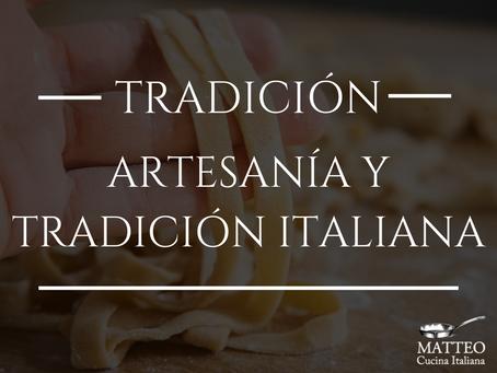 Artesanía y tradición italiana