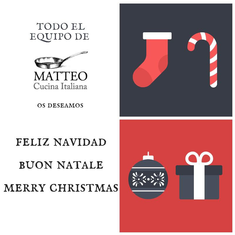 Navidad Matteo Cucina Italiana