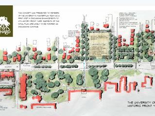 Historic Front Yard Plan