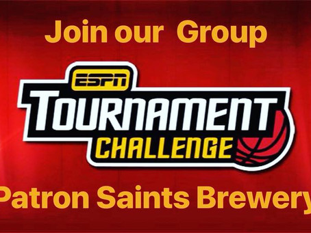 Bracket Challenge and Special Hours