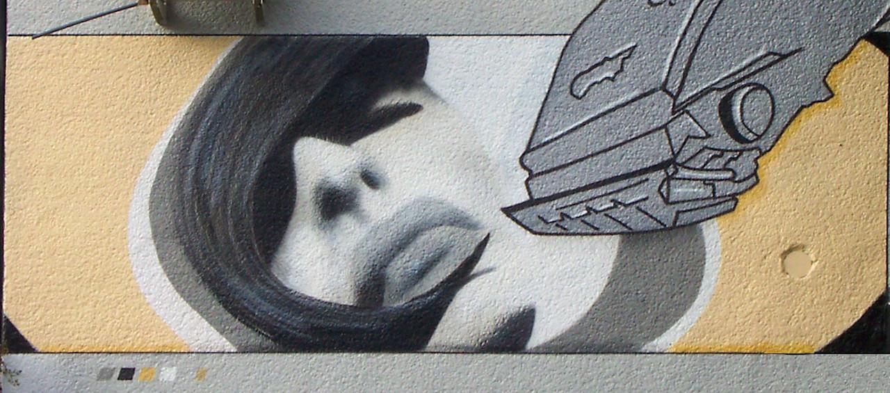 Fassadengestaltung Salon Kissner Gelnhause-Haitz