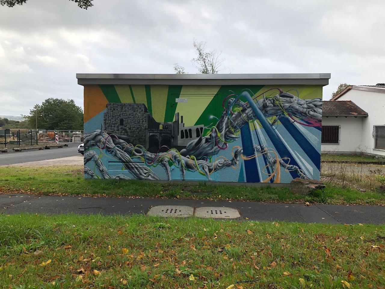 Travostation Standtort Gelnhausen-Roth