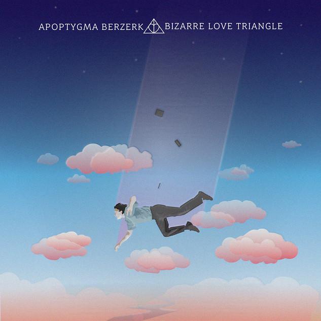 bizarre love triangle cover