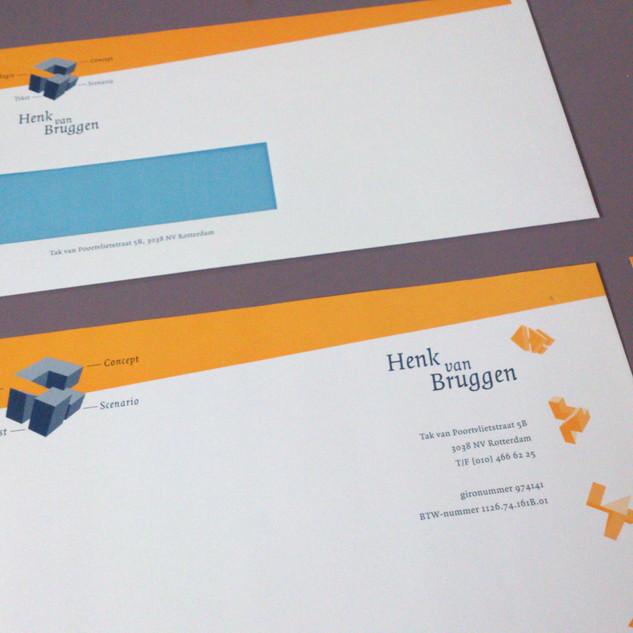 Henk van Bruggen Identiteit