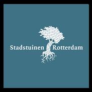 logo Stadstuinen Rotterdam