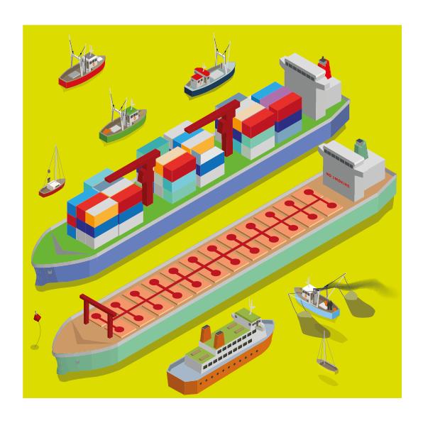 Assets - ships