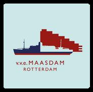 logo's-vve Maasdam