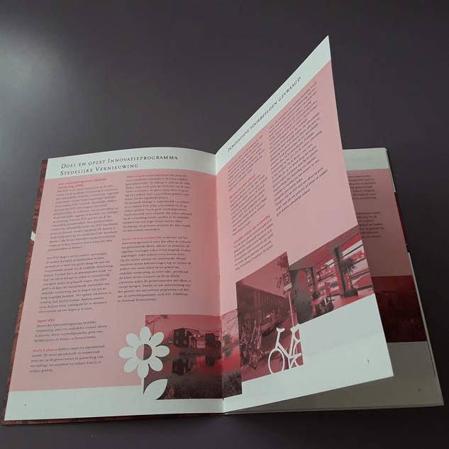 brochures ministerie van vrom