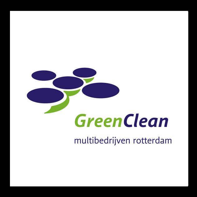 Logo Multobedrijven GreenClean