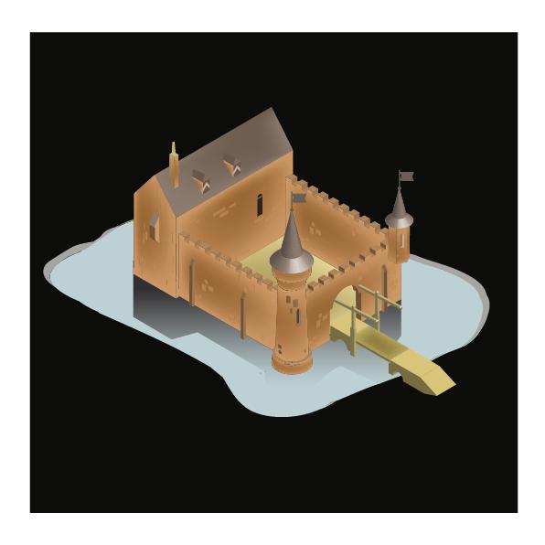 Assets -basic castle