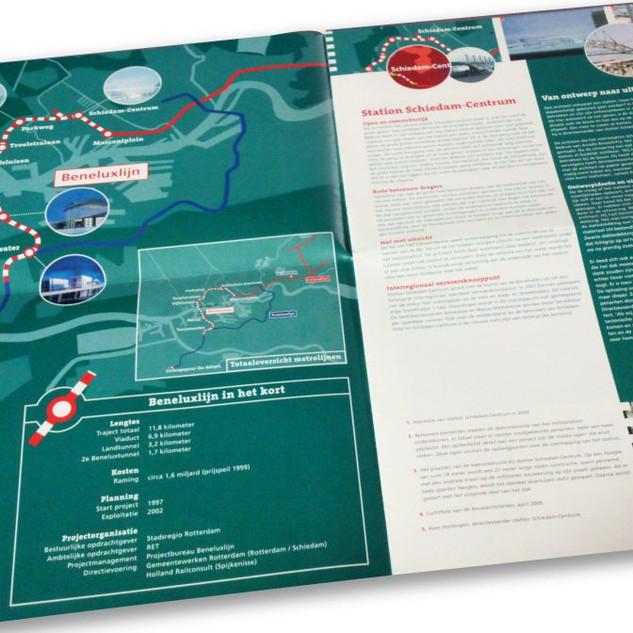 RET brochures en infographics