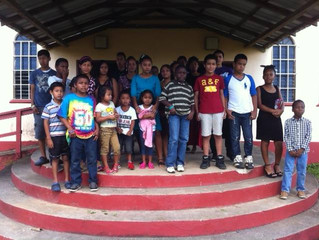 Belmopan Students