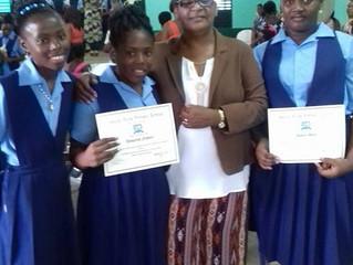 Belize Rural Primary School Graduation