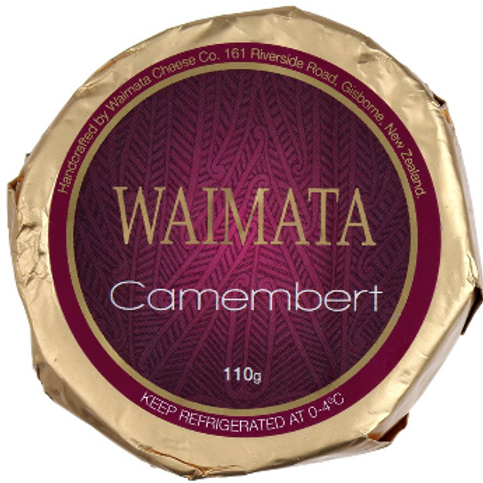 Waimata Camembert 110g