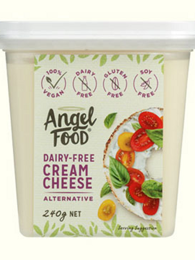 Angel Food Dairy-Free Cream Cheese Alternative