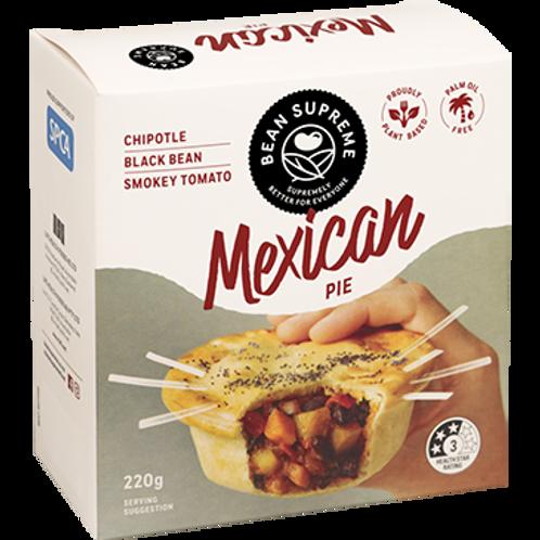 Bean Supreme Mexican Pie