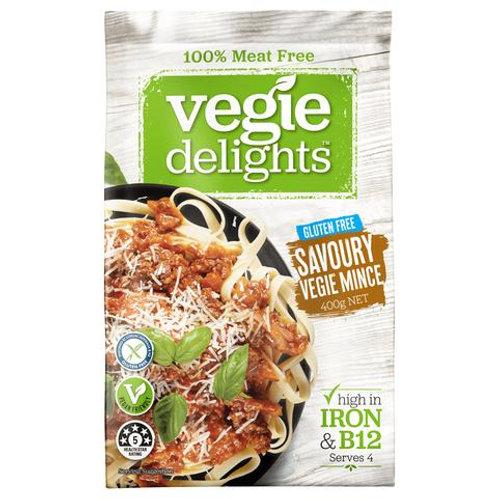Vegie Delights Savoury Vegie Mince