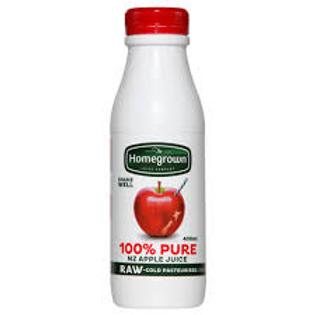 Homegrown Apple Juice 400ml