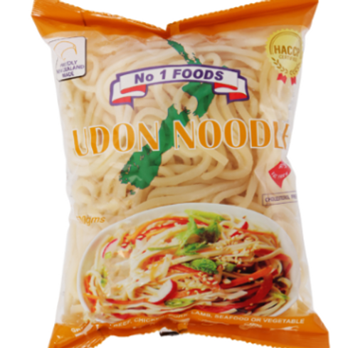 No 1 Foods Udon Noodles