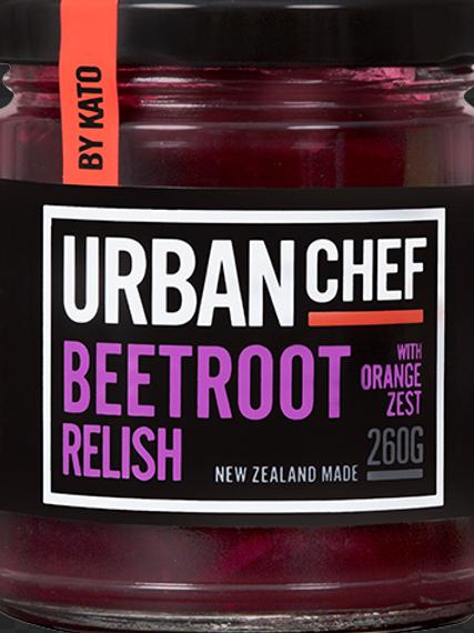 Urban Chef Beetroot Relish