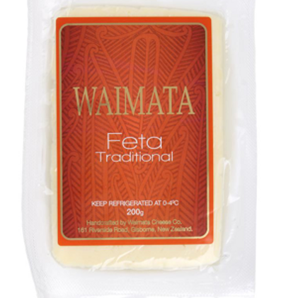 Waimata Feta Traditional