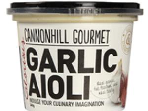 Cannonhill Gourmet Garlic Aioli