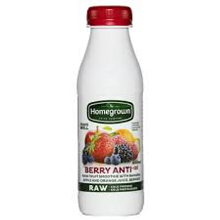 Homegrown Berry Anti-Ox Smoothie 400ml