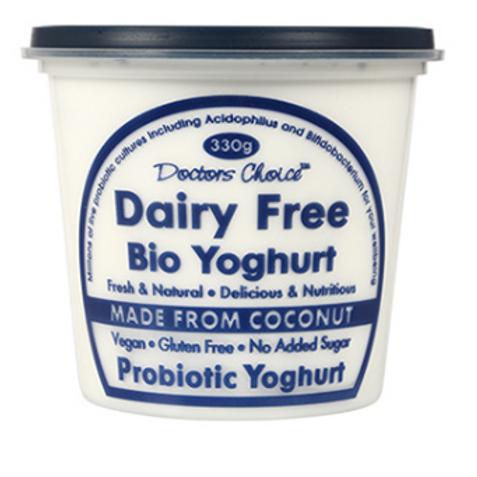 Dr Choice Dairy-Free Coconut Yoghurt