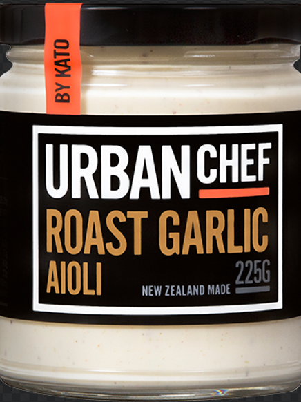 Urban Chef Roast Garlic Aioli