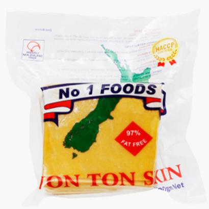 No 1 Foods Wonton Skins