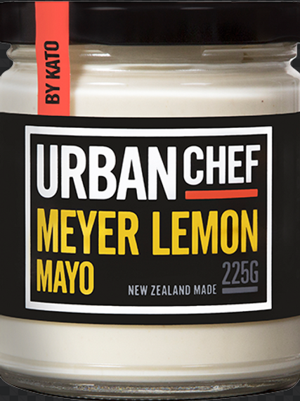 Urban Chef Meyer Lemon Mayo