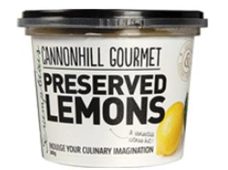 Cannonhill Gourmet Preserved Lemons