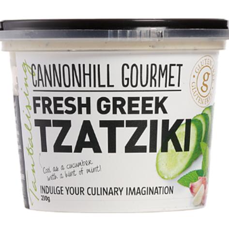 Cannonhill Gourmet Fresh Greek Tzatziki