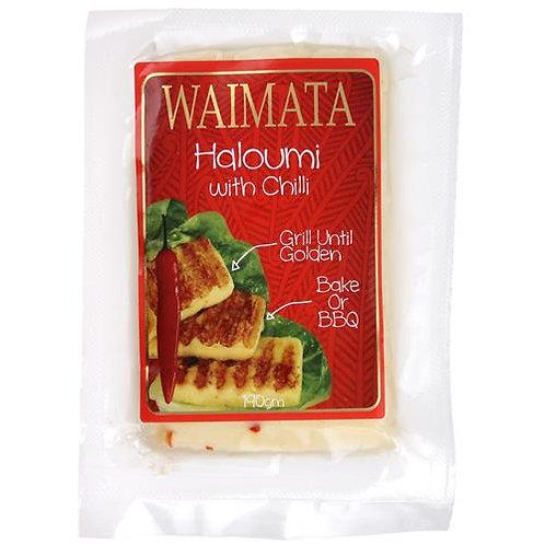 Waimata Haloumi with Chilli