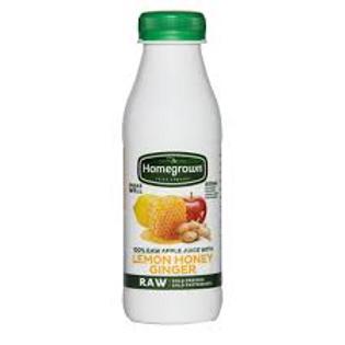 Homegrown Lemon Honey Ginger Juice 400ml