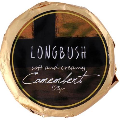 Longbush Camembert 125g