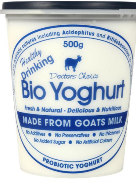 Dr Choice Bio Yoghurt Goats Milk