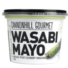 Cannonhill Gourmet Wasabi Mayo